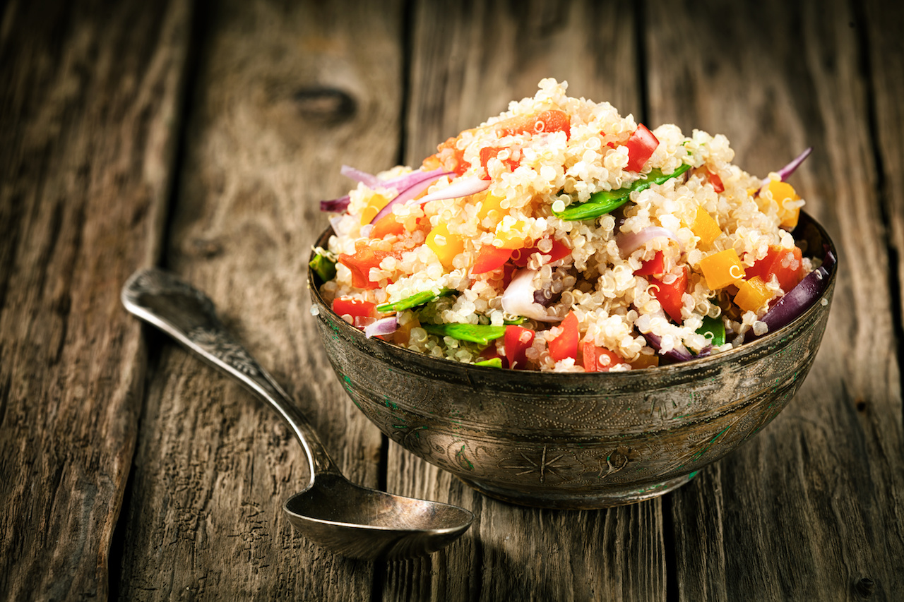 healthy gluten-free recipes for breakfast, lunch and dinner