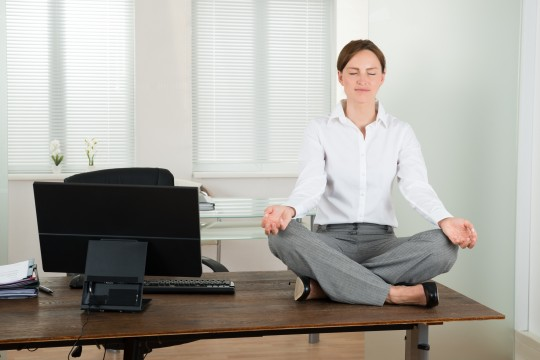wellness and productivity